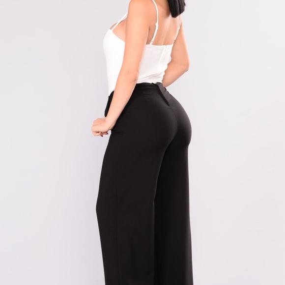 c48ec79eda78 In Good Company Colorblock Jumpsuit - White Black